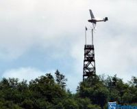 Küppelturm mit Flugzeug 14,05,2015 011 Kopie
